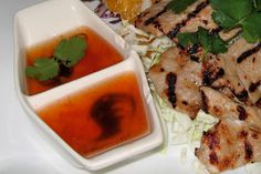 Thai Dipping Sauce | Serve this flavorful sauce for dipping or as a salad dressing. #Thai #sauce #recipes