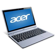 "Acer Refurbished Silver Aspire 11.6"" V5-12 Laptop PC with AMD A-Series"