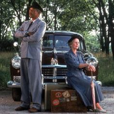 1989: Driving Miss Daisy is a 1989 American comedy-drama film adapted from the Alfred Uhry play of the same name. The film was directed by Bruce Beresford, with Morgan Freeman reprising his role as Hoke Colburn and Jessica Tandy playing Miss Daisy. The story defines Daisy and her point of view through a network of relationships and emotions by focusing on her home life, synagogue, friends, family, fears, and concerns. Hoke is rarely seen out of Miss Daisy's presence, although the title implies that the story is told from his perspective. Driving Miss Daisy won the Academy Award for Best Picture, and three more, including Academy Award for Best Actress and Academy Award for Best Adapted Screenplay.