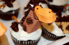 Horse Cupcakes from Hello! Cupcake