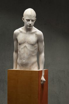 Bruno Walpoth male nude