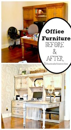 Office Furniture Before and After