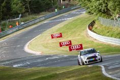 It isn't called the Green Hell for nothing. MINI takes on the infamous Nürburgring.