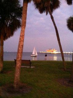 St Petersburg, FL - The Pier