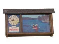 Hamm's clock
