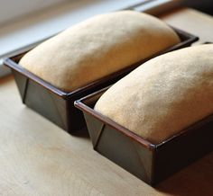 5 Tips for Baking Better Sandwich Bread ~ 1- How to Proof Yeast • 2- How to Tell When Dough is Kneaded • 3- How to Shape a Sandwich Loaf • 4-  How to Tell When Bread is Done • 5-  How to Make Softer, Fluffier Whole Wheat Bread