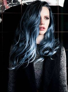 2014 Hair Plan: Hair Color Trends   For Women I need to find someone who will let me try this!!