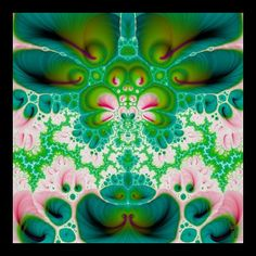 Quetzalcoatl Blossom V 7  Poster from Bill M. Tracer Studio, at Zazzle: http://www.zazzle.com/quetzalcoatl_blossom_v_7_poster-228005231038120552  $39.95