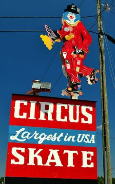 Circus Skate in Murray, KY