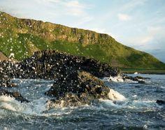 The Ulster Way Coastal Scenery - Walking in Northern Ireland