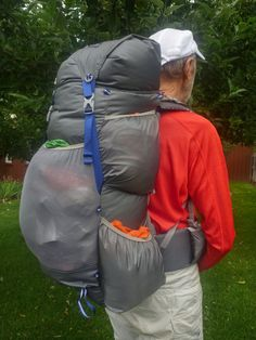 Gossamer Gear 2014 Mariposa Backpack – New Fabric and Lots of Nice Up...