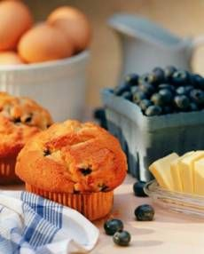 A what's what of muffins