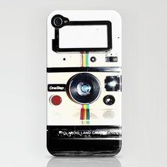 polaroid   (#iPhone, #iPhonecase, #iPhonecover via cupidtino.com team)