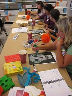 Day of the Dead projects teacher workshop