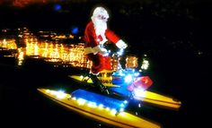 $30 for a Holiday Hydrobike Tour from Long Beach Hydrobikes ($60 Value)