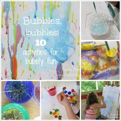 Bubbles bubbles by Teach Preschool