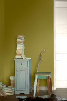 Interieur kleuren on pinterest levis wall colors and - Colores del mundo de bruguer ...
