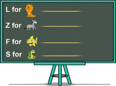 REPIN and LIKE! Name the Animal Worksheets