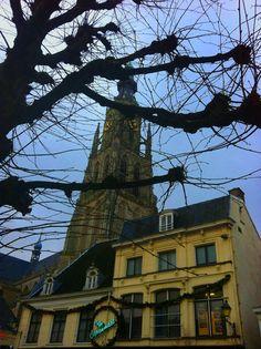 De Grote Kerk in Breda