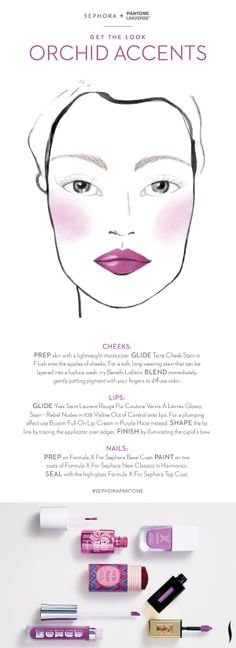 Sweep on a rush of uninhibited beauty with this allover wash. Look created with the #SEPHORA + @PANTONE COLOR COLOR OF THE YEAR Collection. #RadiantOrchid #howto #makeuptutorial #SephoraPantone