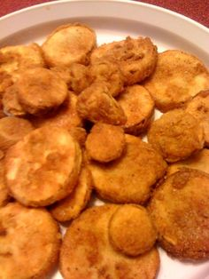 Sweet Tea and Cornbread: Fried Squash...a Summer Favorite!