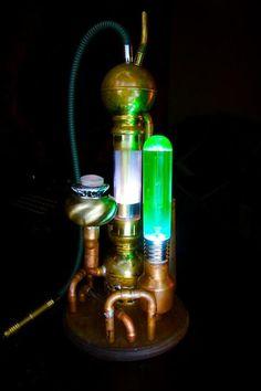 Steampunk Hookah