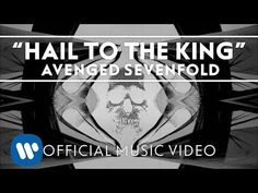 ~ Hail To The King ~  Watch your tongue or have it cut from your head Save your life by keeping whispers unsaid  Blood is spilt while holding keys to the throne Born again, but it's too late to atone  Artist: Avenged Sevenfold