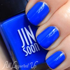 JINsoon Cool Blue