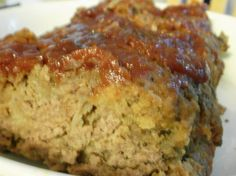 Crock-Pot Meatloaf from Food.com: Looking for an easy crockpot recipe for meatloaf? Well, here it is. Easy to prepare and oh, so easy to make. Put it all together, put the lid on, and relax.