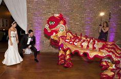 dragon danc