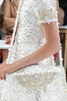 CHANEL Haute Couture Fall 2014/  Detail…<3