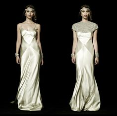Johanna Johnson's SS2013 Bridal Collection
