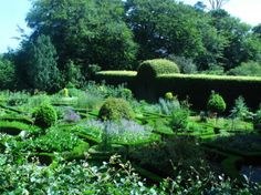 Edible Gardens of Ballymaloe Cookery School, Ireland | kitchen garden | jardin potager