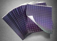 Super slim solar cells!