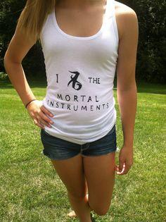 I (love rune) The Mortal Instruments