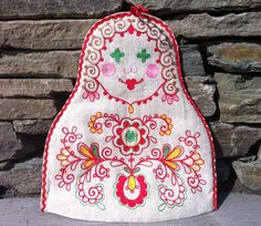 Teacosy 'russian doll' £9.99 #tea #vintage #folklore