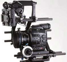SKIER PRO Canon C300 Camera Rig and Beyond