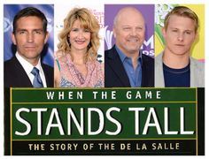 'When the Game Stands Tall' Trailer | Jerry's Hollywoodland Amusement And Trailer Park