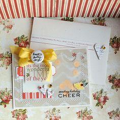 #wplus9, #paperbakerykits, #christmas
