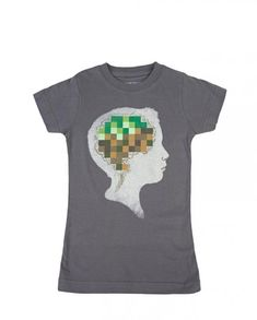 Minecrafted tee for