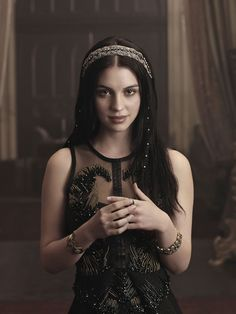 CW's Reign: Mary, Queen of Scots