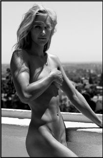 espn - body issue - 2011 - gretchen bleiler. Good Grief I need to start working out...