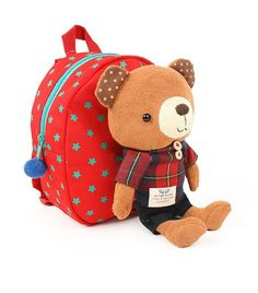 Gairui Animal Backpack on www.amightygirl.com