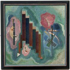 Downwards+-++Wassily+Kandinsky+