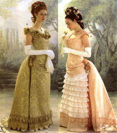 victorian era dress patterns