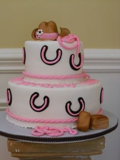 cowgirl cakes | Cowgirl Cake — Children's Birthday Cakes