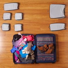 Organize your luggag