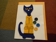 My Pete the Cat!