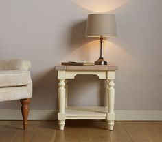 Dorset Cream Lamp Table RRP 895 From The Laura Ashley Australia