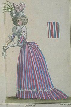 Magasin des Modes, Novembre 1789